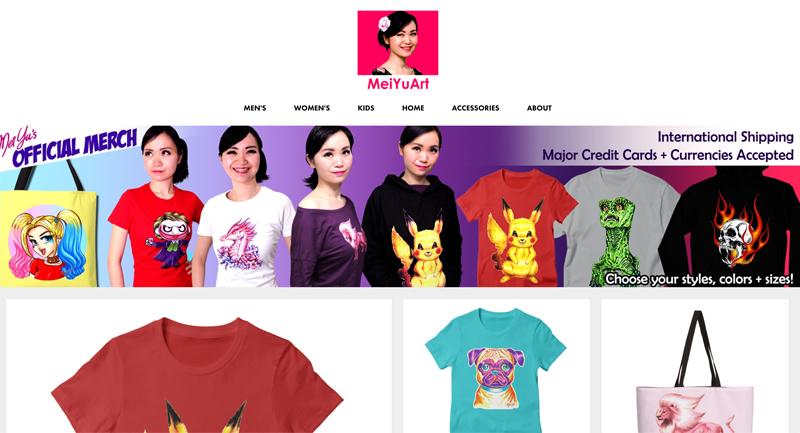 Mei Yu Artist Shop
