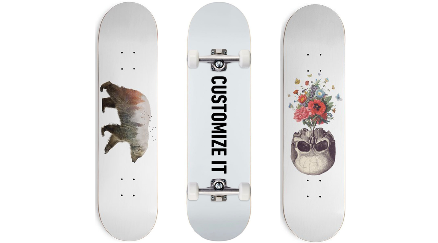 2887e63e8 NEW PRODUCT  Skateboards Are Now Available in Artist Shops ...