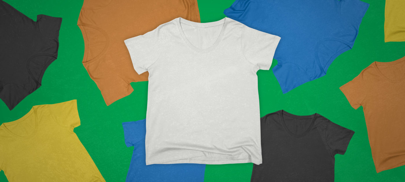 New Size-Inclusive Product - Scoop Neck Tee