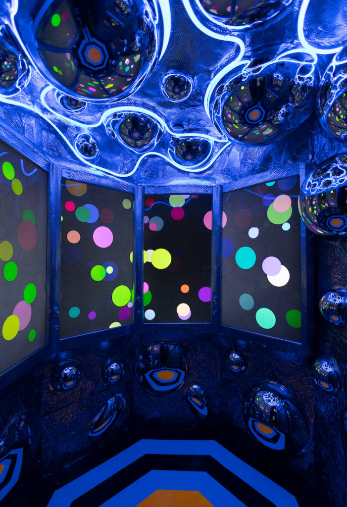 """""""House of Eternal Return"""" at Meow Wolf"""