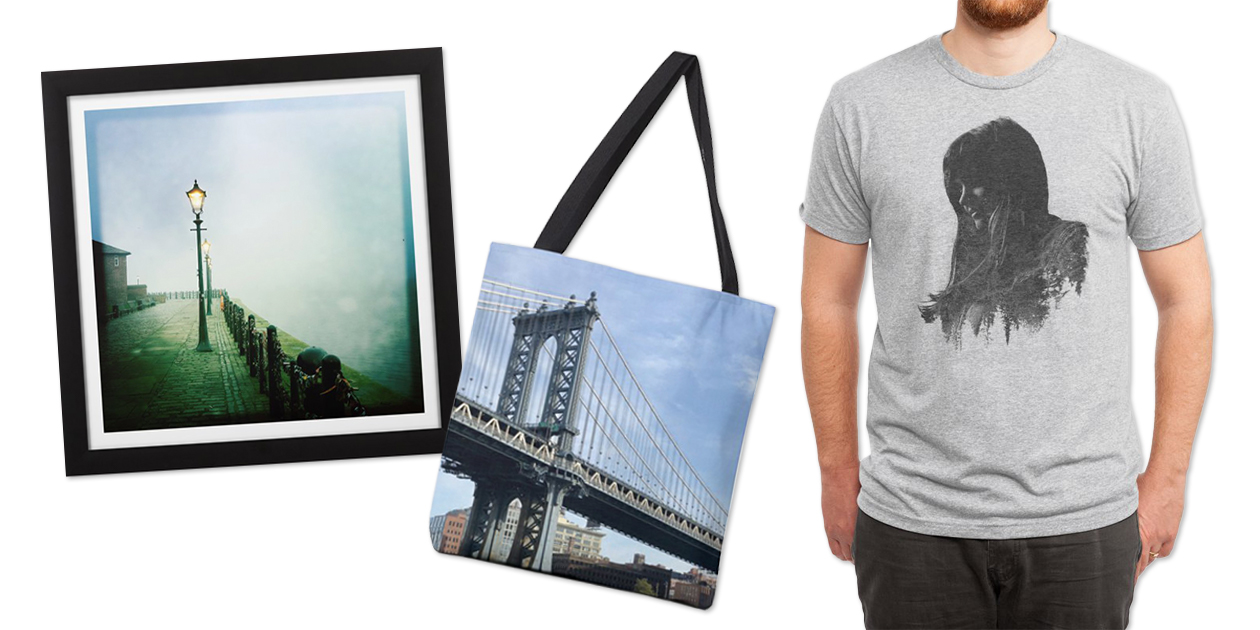Examples of Artist Shops photography designs