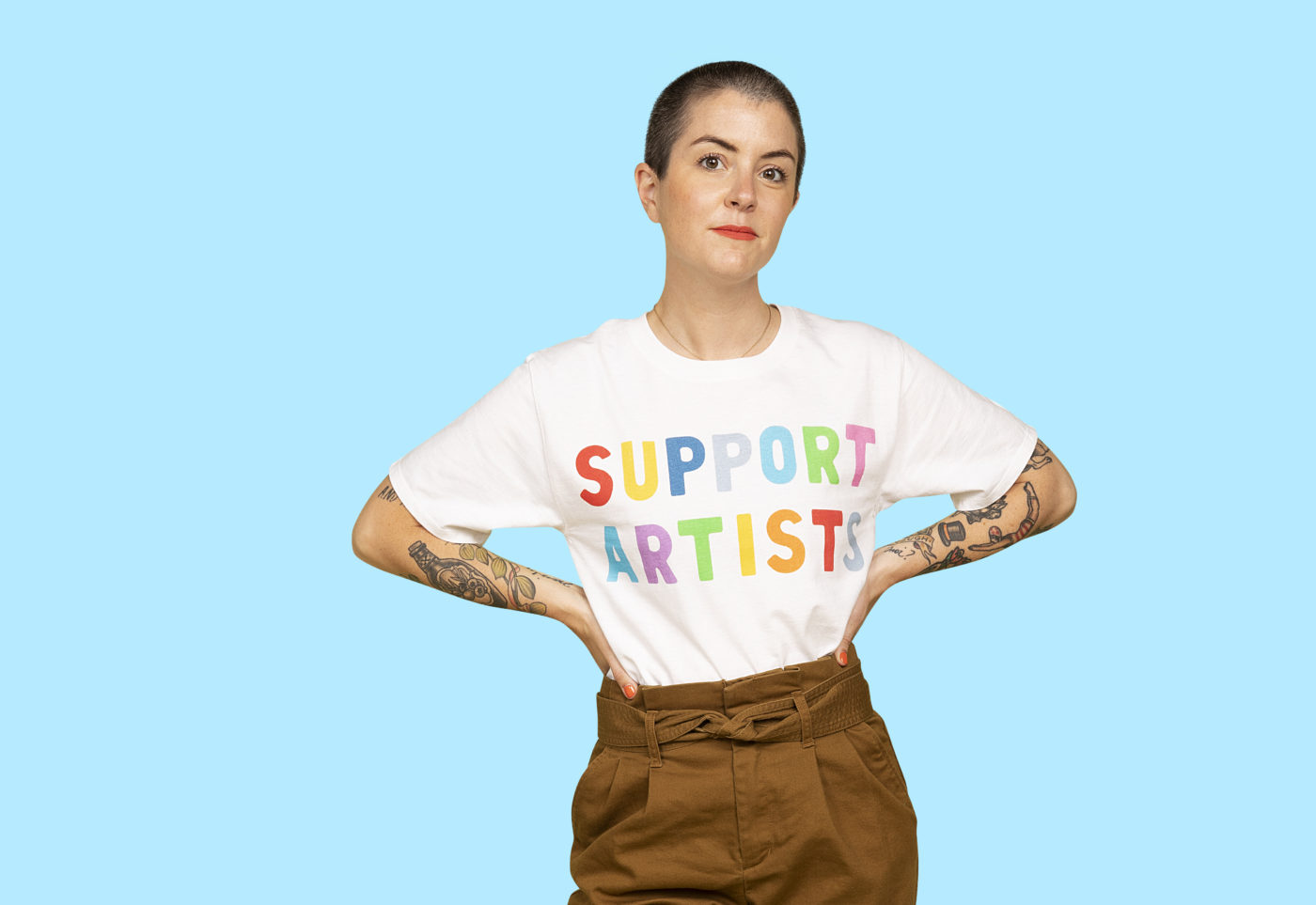 """""""Support Artists"""" by EmelineTate"""